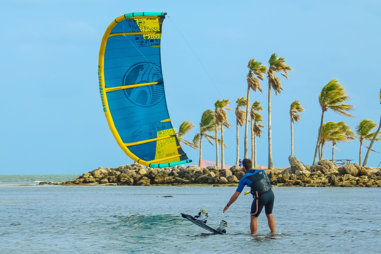 Kiteboard Hazırlığı