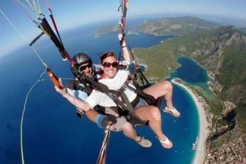 Paraşütle Atlama post image