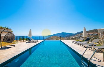 Havuzlu Villalarda Kusursuz Bir Tatil Deneyimi