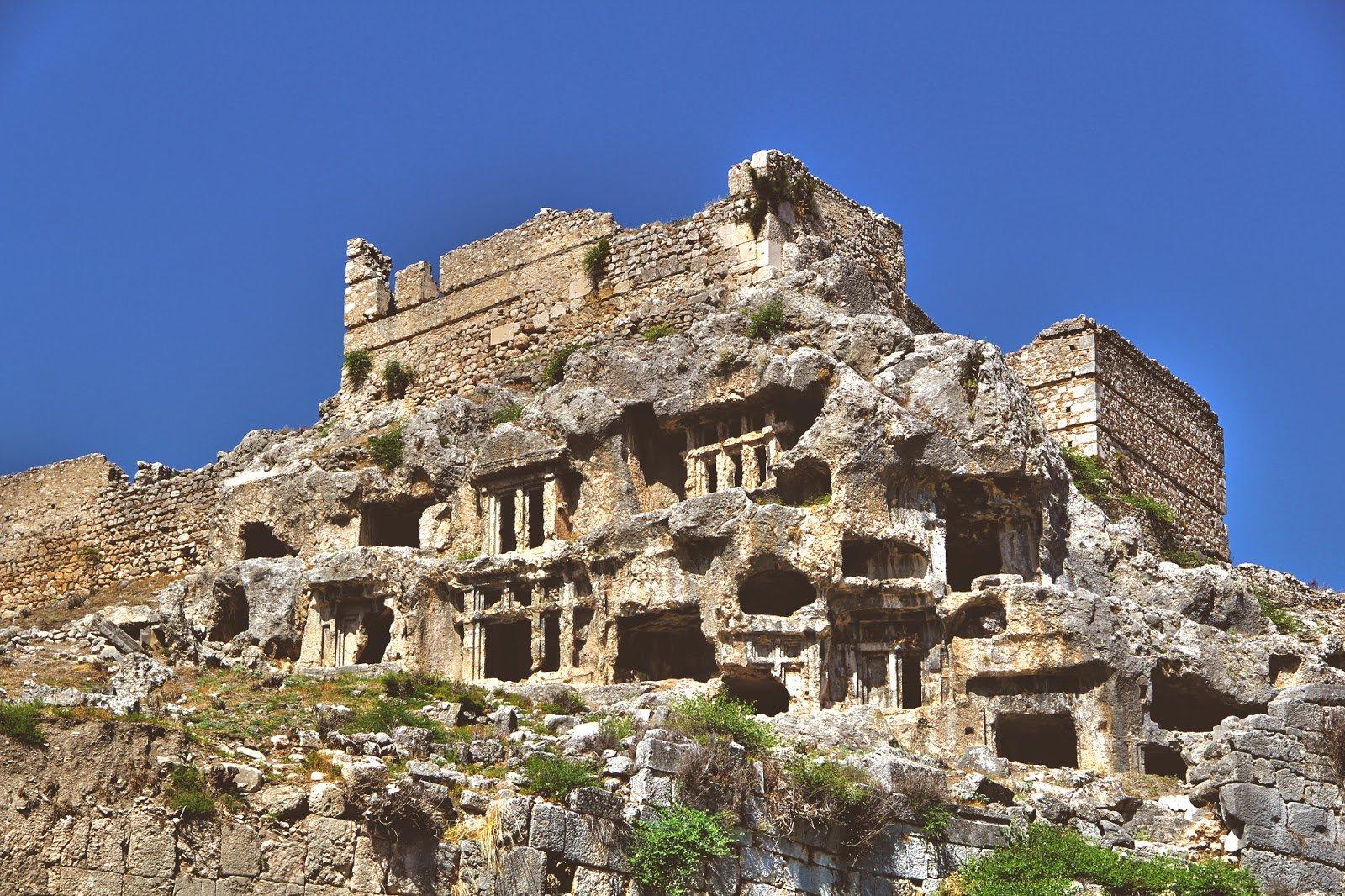 fethiye-tlos-antik-kenti