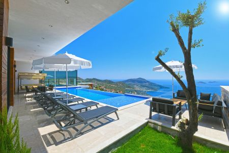Villa Lacivert offer