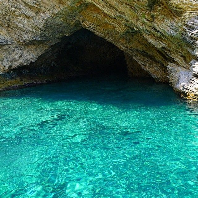 Fethiye Mavi Mağara