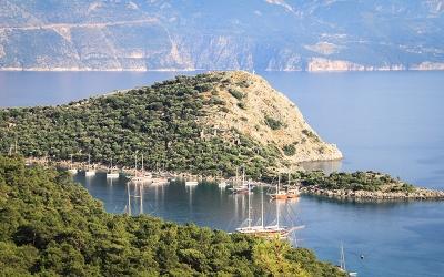 Gemiler Adası post image