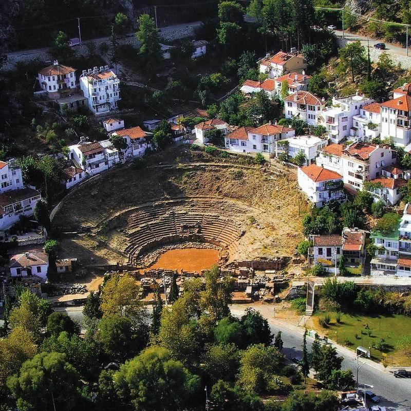 Telmossos Antik Tiyatrosu