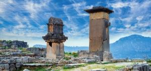 Xanthos Antik Şehri