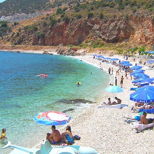 kalamar plajı