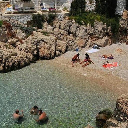 küçükçakıl plajı