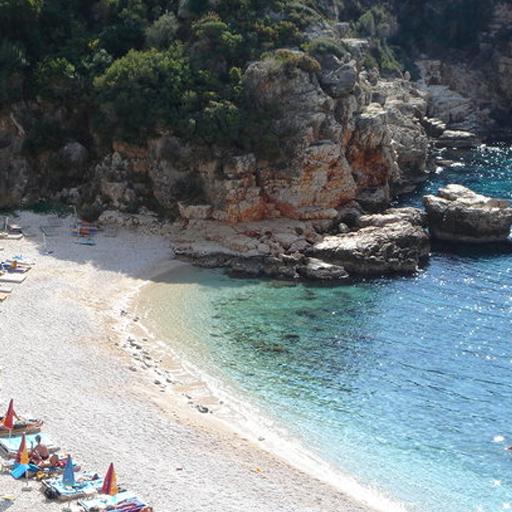 büyükçakıl plajı