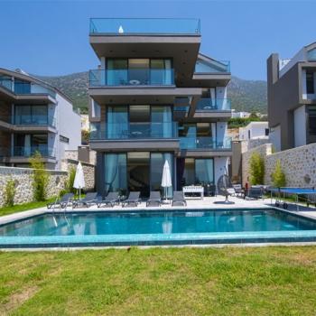Neden Kiralık Yazlık Villa Apart Tatili